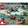 LEGO® Jurassic World™: Velociraptor: salvataggio in biplano (75942)