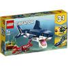 LEGO Creator (31088). Creature degli abissi