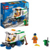 LEGO City Great Vehicles (60249). Camioncino pulizia strade