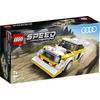 LEGO Speed Champions (76897). 1985 Audi Sport quattro S1