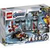 LEGO Marvel Super Heroes (76167). Armeria di Iron Man