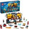 LEGO City Oceans (60265). Base per esplorazioni oceaniche
