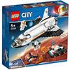 LEGO City Space Port (60226). Shuttle di ricerca su Marte