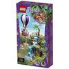 LEGO Friends (41423). Salvataggio sulla mongolfiera della tigre