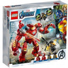 LEGO Marvel Super Heroes (76164). Iron Man Hulkbuster contro l'agente A.I.M.