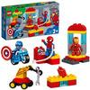 LEGO DUPLO Super Heroes (10921). Il laboratorio dei supereroi