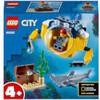 LEGO® City: Minisottomarino oceanico (60263)