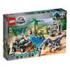 Lego Jurassic World 75935 Faccia a faccia con il Baryonyx caccia al tesoro Nuovo