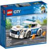 Lego City Auto Pattuglia Polizia 92 Pezzi 5+ Art. 60239 Gioco Bambino Agente