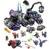 LEGO Nexo Knights 70352 Kit de construction avec siège de Jestro 840 pièces