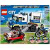 LEGO® City: Trasporto dei prigionieri della polizia (60276)