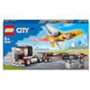 LEGO® City: Trasportatore di jet acrobatico (60289)