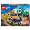 LEGO® City: Trasportatore di buggy da corsa (60288)