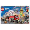 LEGO® City: Unità di comando antincendio (60282)
