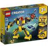 LEGO Creator (31090). Robot sottomarino