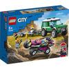 LEGO City Great Vehicles (60288). Trasportatore di buggy da corsa