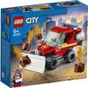 LEGO City Fire (60279). Camion dei pompieri