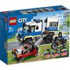 LEGO City Police (60276). Trasporto dei prigionieri della polizia