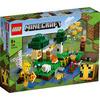 LEGO Minecraft (21165). La fattoria delle api
