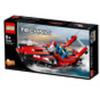 LEGO TECHNIC 2 IN 1 MOTOSCAFO DA CORSA POWER BOAT 174 PEZZI  8+ ANNI  ART  42089