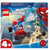 LEGO® Spider-Man: La resa dei conti tra  e Sandman (76172)