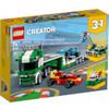 LEGO® Creator 3-in-1: Trasportatore di auto da corsa (31113)