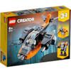 LEGO® Creator 3-in-1: Cyber-drone (31111)