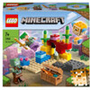 LEGO® Minecraft™: La barriera corallina (21164)