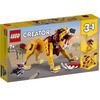 LEGO Creator (31112). Leone selvatico