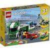 LEGO Creator (31113). Trasportatore di auto da corsa