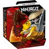 LEGO Ninjago (71730). Battaglia epica - Kai vs Skulkin
