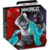 LEGO Ninjago (71731). Battaglia epica - Zane vs Nindroid