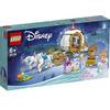 LEGO Disney Princess (43192). La carrozza reale di Cenerentola