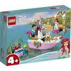 LEGO Disney Princess (43191). La barca della festa di Ariel