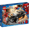 LEGO Super Heroes (76173). Spider-Man and Ghost Rider vs Carnage