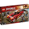 LEGO Ninjago (71737). Super-bolide Ninja X-1