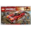 LEGO® NINJAGO®: Super-bolide Ninja X-1 (71737)