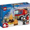 LEGO City Fire (60280). Autopompa con scala