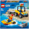 LEGO® City: ATV di soccorso balneare (60286)