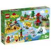 LEGO DUPLO 10907 - ANIMALI DEL MONDO - NUOVO ORIGINALE LEGO!!!