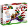 LEGO Super Mario (71382).La sfida rompicapo della Pianta Piranha