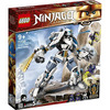 LEGO Ninjago (71738). Mech Titano da battaglia di Zane