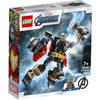 LEGO Super Heroes (76169). Armatura mech di Thor