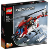 LEGO Technic (42092). Elicottero di salvataggio