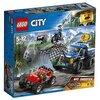 LEGO- City PoliceDuello Fuori Strada, Multicolore, 60172