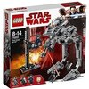 LEGO- Star Wars TMFirst Order AtSt, Multicolore, 75201