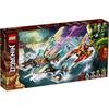 LEGO Ninjago (71748). Battaglia in mare dei catamarani