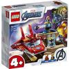 LEGO Super Heroes (76170). Iron Man vs. Thanos