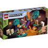 LEGO Minecraft (21168). La Warped Forest