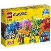 LEGO Classic 10712 - Bausteine-Set, Zahnräder, Bunt